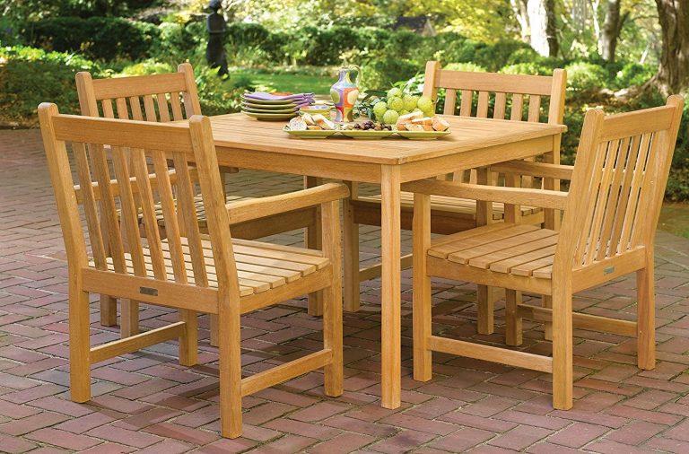 Shorea Wood Furniture: An Excellent Outdoor Piece